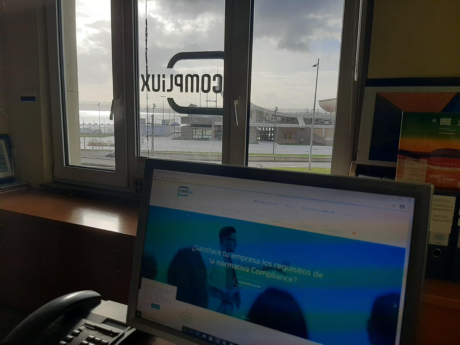 Oficina compliux-Santander